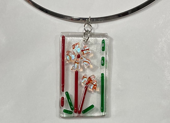 MCM Christmas Necklace