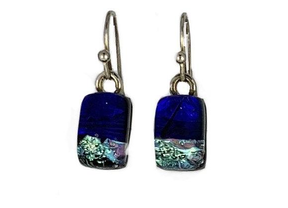 Blue Midnight Earrings