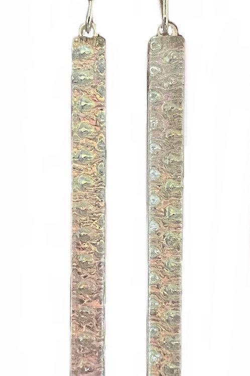 Shimmer Bar earrings