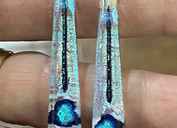 Blue Moment Earrings