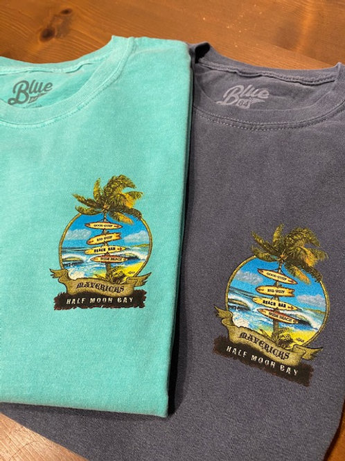 SURF SIGN MENS TEE
