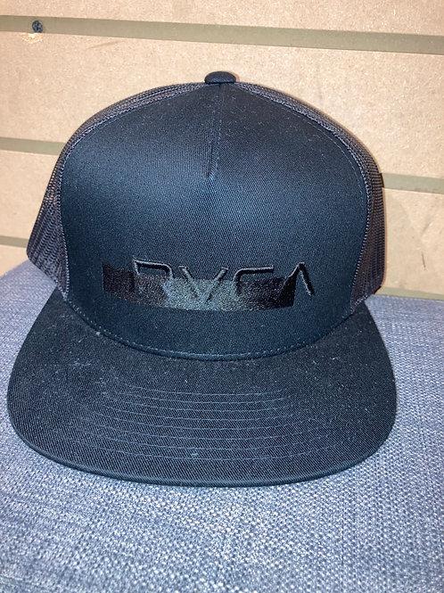 OVERLAY TRUCKER HAT