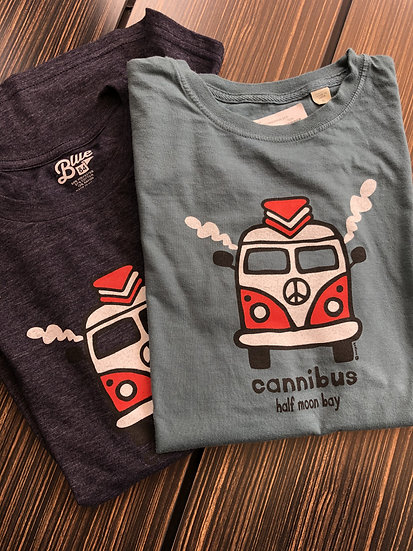 Cannibus Triblend Tee