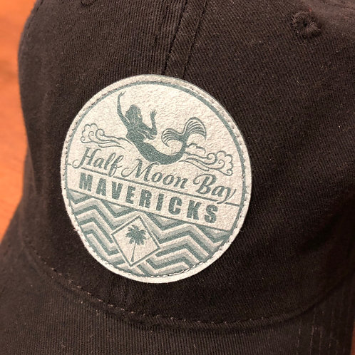 Chevron Teal Wash Hat