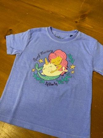 Dash Mermaid Toddler Tee