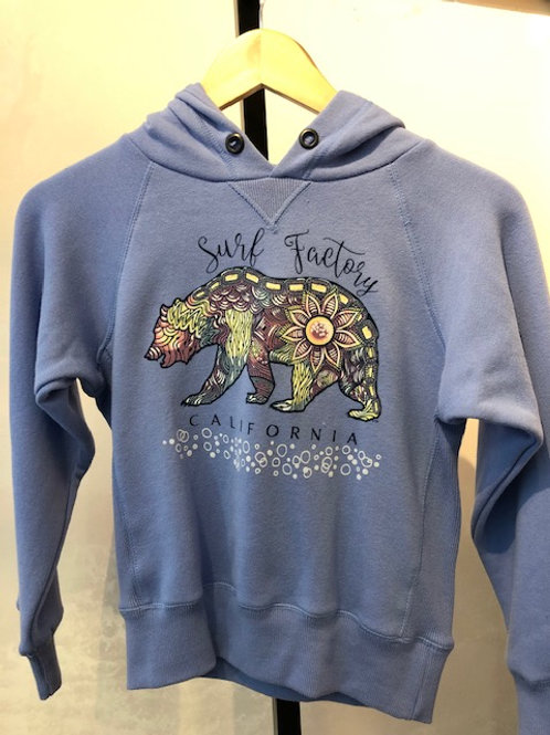 Bubbling Bear Youth Pullover Hoodie