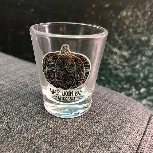 HMB Pumpkin Shot Glass