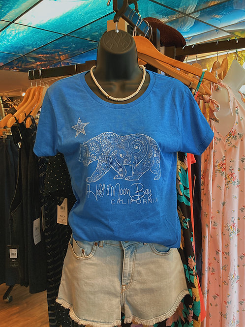 Portland La Jolla Womens Tshirt
