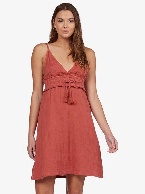 SIMPLE BLOSSOM DRESS