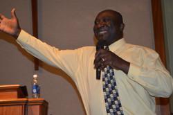 Evangelist Shawn Davis