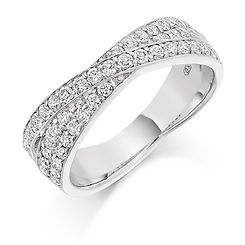 diamond ring fancy crossover jewellery wiltshire swindon bristol cardiff sparkle