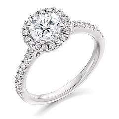 round cut diamond halo cluster band engagment me proposal swindon bristol cardiff