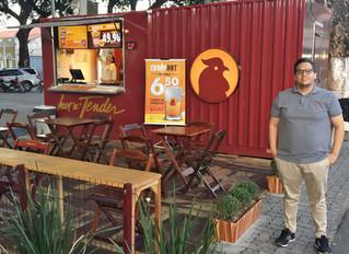Franqueado do Ceará comemora o sucesso e busca novo ponto no estado para sua 3ª loja Hot n' Tend