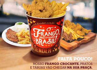 Alô Ilha do Governador, o frango mais crocante do Brasil está chegando!