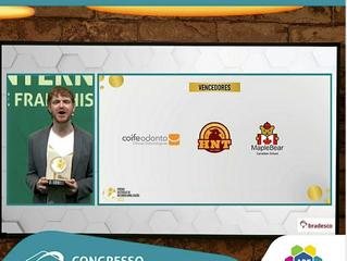 FWD: Congresso destaca internacionalização e vencedoras do Prêmio ABF/Apex-Brasil!
