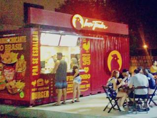 Mais uma inauguração Hot n' Tender - Rio Claro - SP