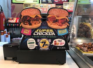 Lançamento Super Chicken!