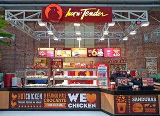 Hot n' Tender inaugura unidade no Bangu Shopping