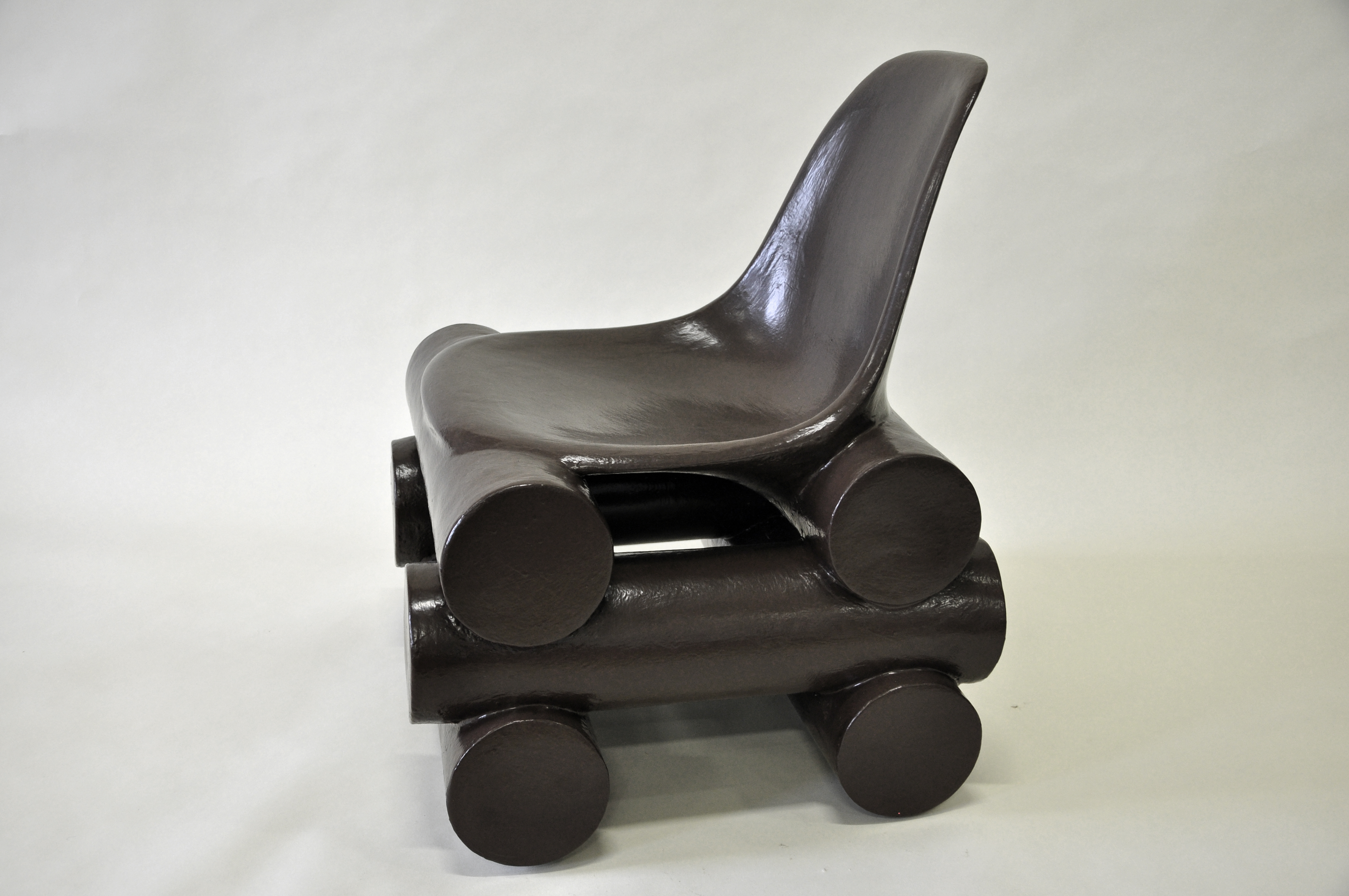 Bernhard Hausegger  Polyester Chair