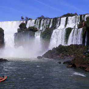 Iguazu Falls: a backpacker's paradise with plenty to offer