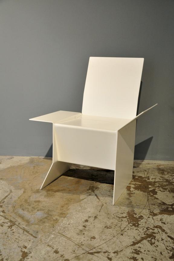 """Sébastien de Ganay Carton Chair M4 """""""