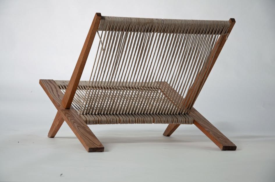 Poul Kjaerholm and Jørgen Høj, Assembled Chair