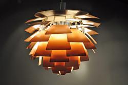 Poul Henningsen Artichoke Lamp (Dm 8