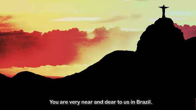 Brazil, you want it! We got it!