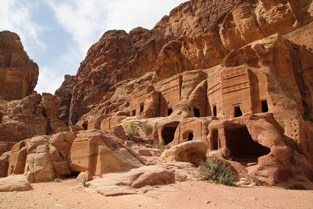 Casas em pedra