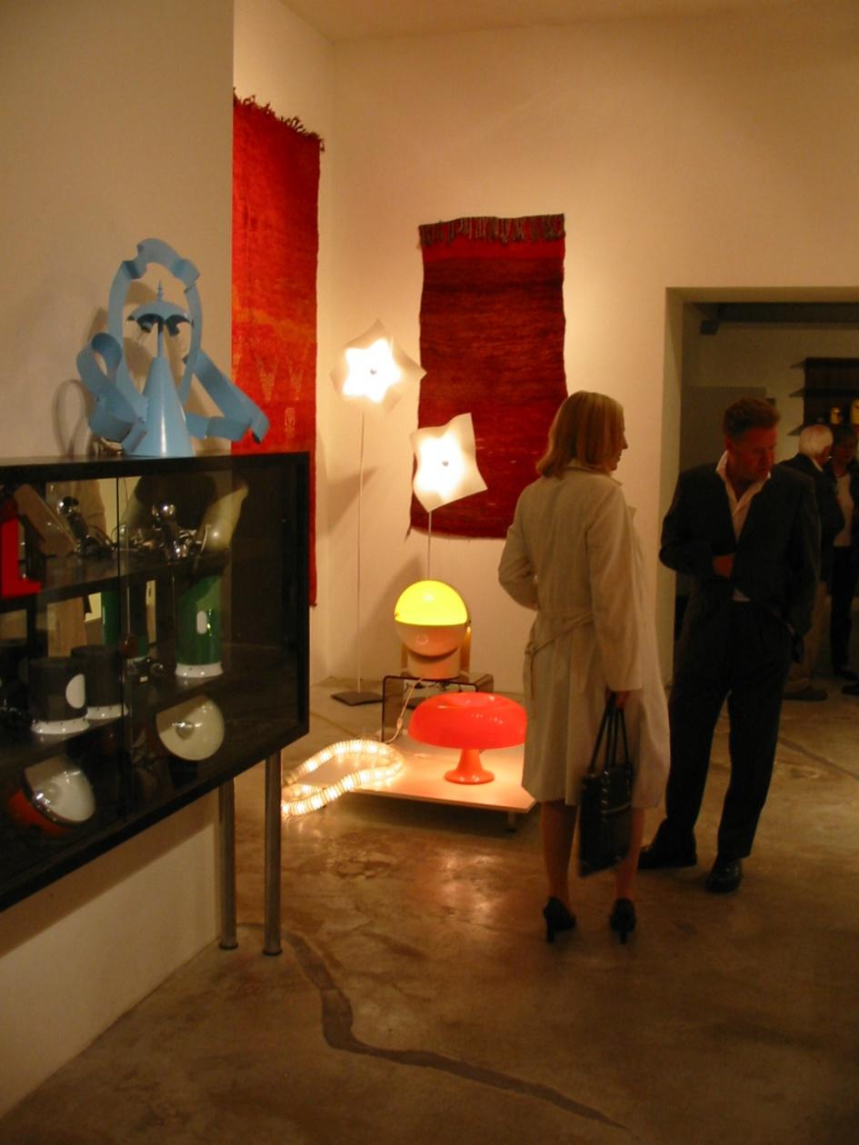 Licht und Wärme - Ausstellung