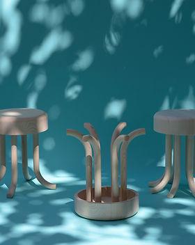 Quallenhocker Prototypen, © Martin Feiersinger.jpg