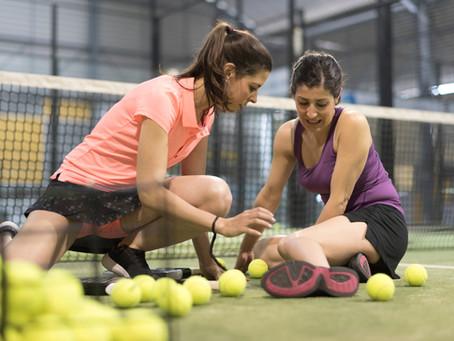 Lesões associadas à prática esportiva