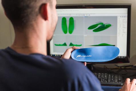 Propulsão - Palmilhas Biomecânicas
