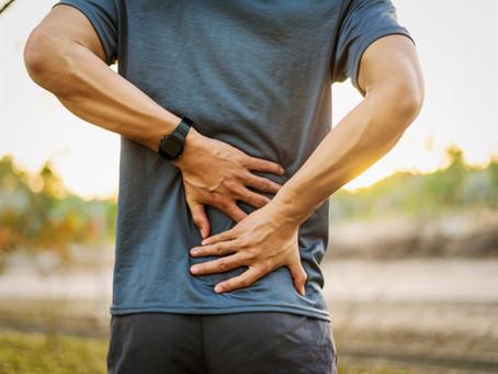 De onde vem a sua dor nas costas?