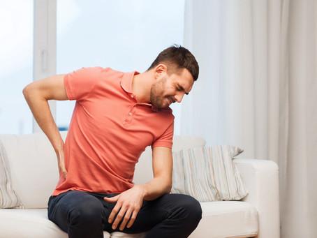 Dor nas costas: como os maus hábitos nos exercícios físicos podem ser prejudiciais