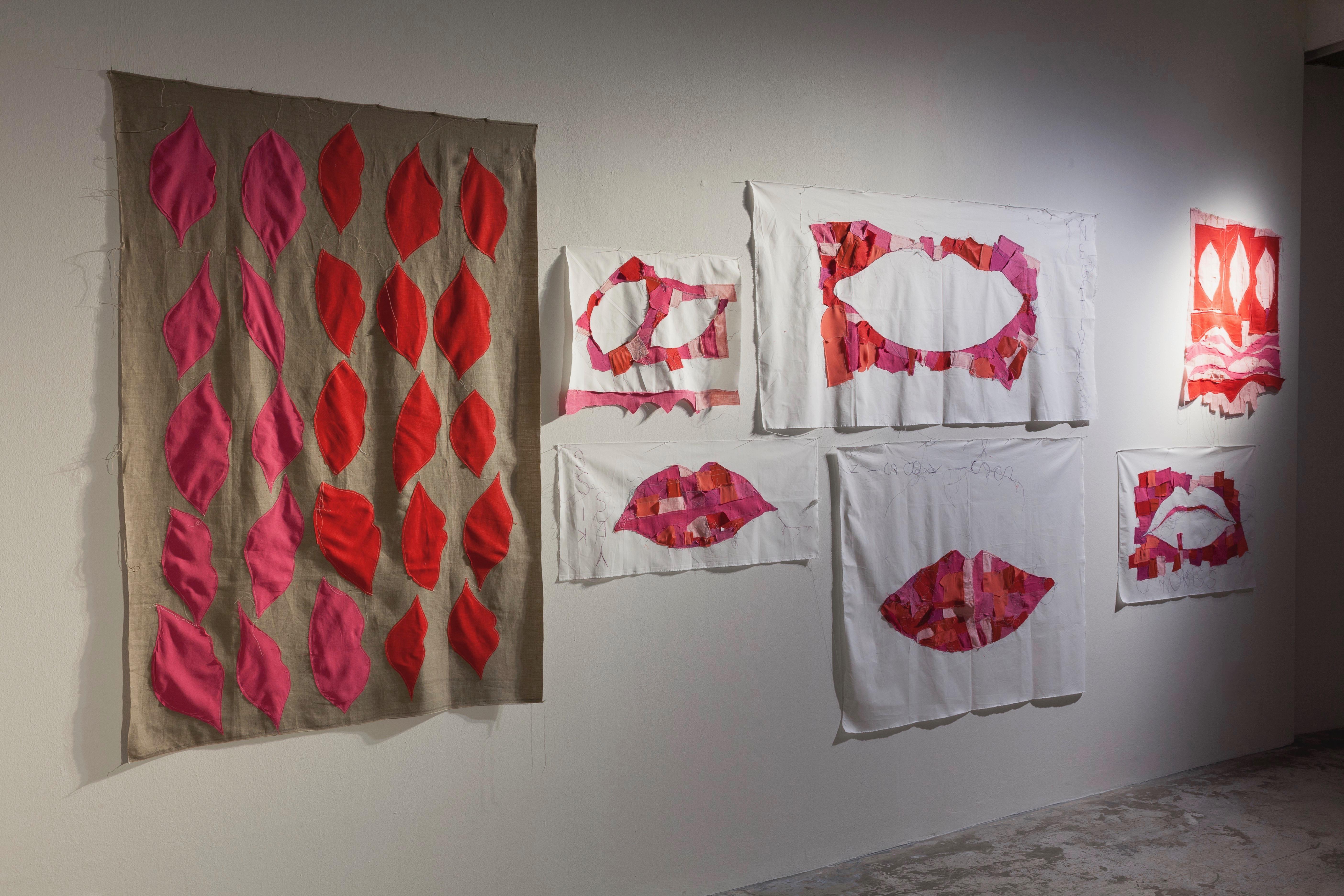 Gilbert Bretterbauer, Neue Sessel & Kisses