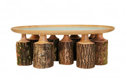 coffee table, untitled