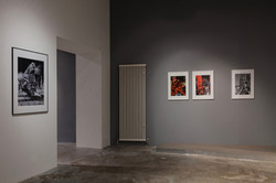 """Timo Huber """"Yesternow"""" Exhibition view at gallery rauminhalt"""