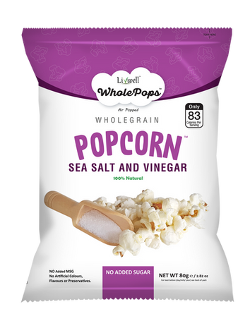 Wholepops | Salt & Vinegar