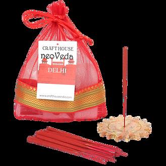 NeoVeda_Delhi sticks and cones