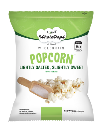 Wholepops | Salty & Sweet