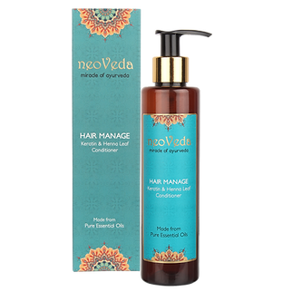 Hair Manage Keratin & Henna Leaf Conditi