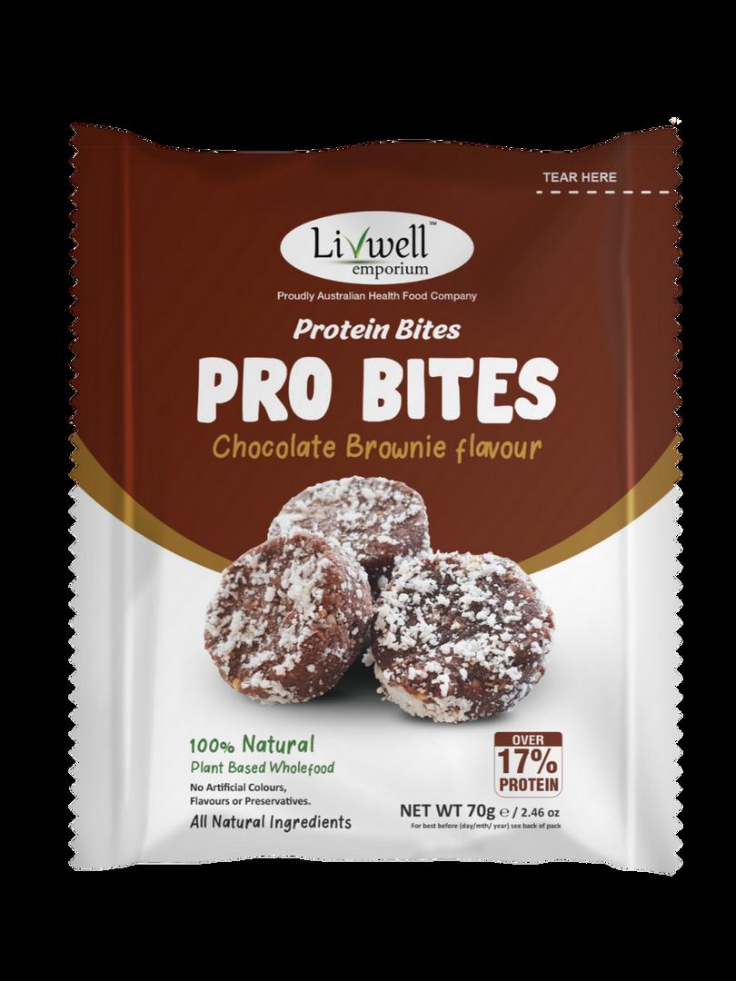 Pro Bites | Chocolate Brownie
