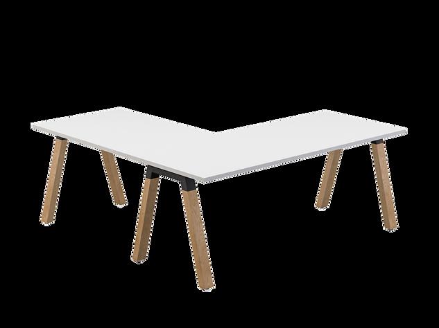Balance Commercial | Oasis Desk and Return