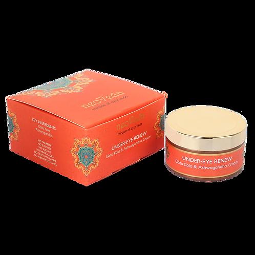 Under Eye Renew | Gotu Kola & Ashwagandha Cream
