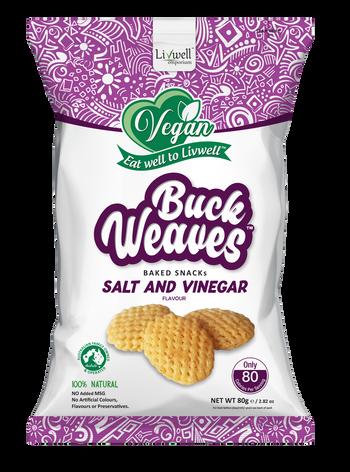 Buckweaves | Salt & Vinegar
