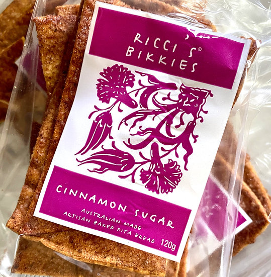 Ricci's Bikkies® | Cinnamon Crunch