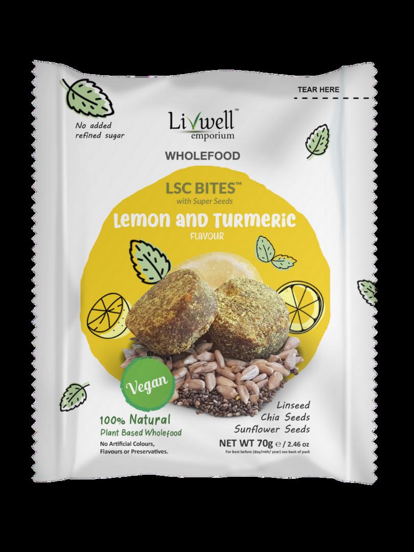 LSC Bites - Lemon