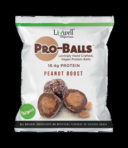 Pro Balls | Peanut Boost