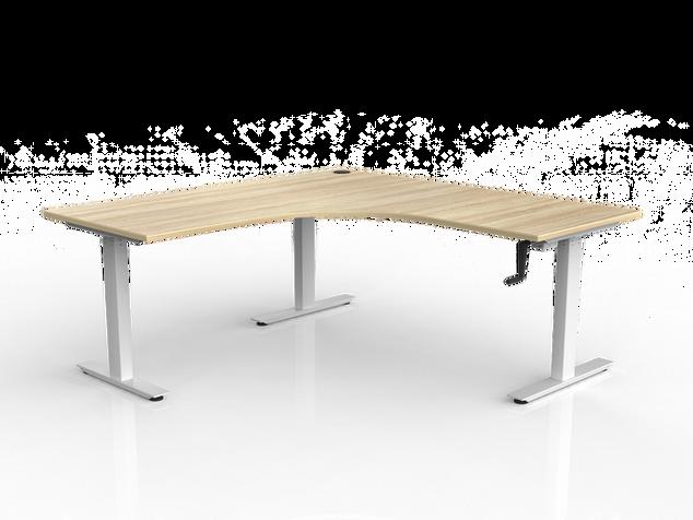 Balance Commercial | Agility Go Corner Desk Single Winder.png